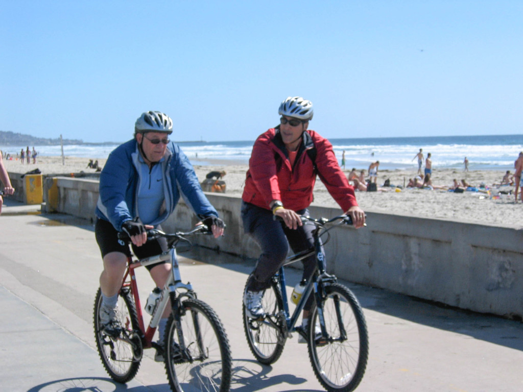 La Jolla Bike Tour — The La Jolla Freefall